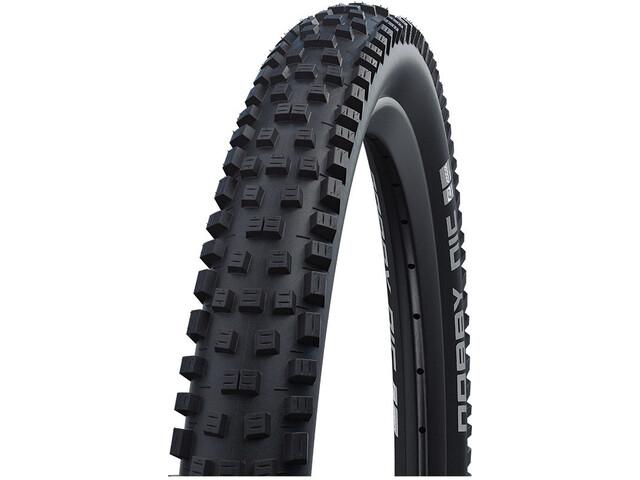 "SCHWALBE Nobby Nic Performance Folding Tyre 27.5x2.25"" E-50 Addix, negro"